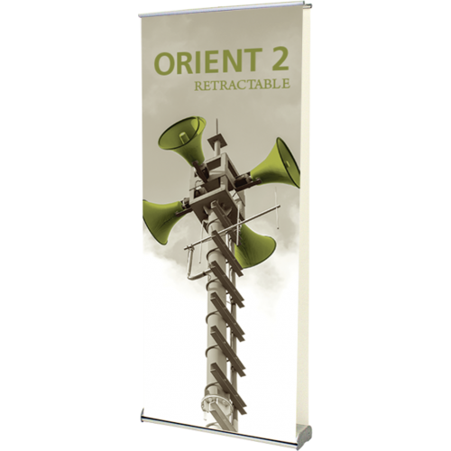 Orient 920 Double Sided Retractable Banner Stand