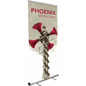 Phoenix Retractable Banner Stand