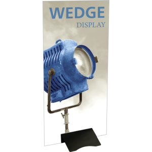Wedge Outdoor Sign Holder